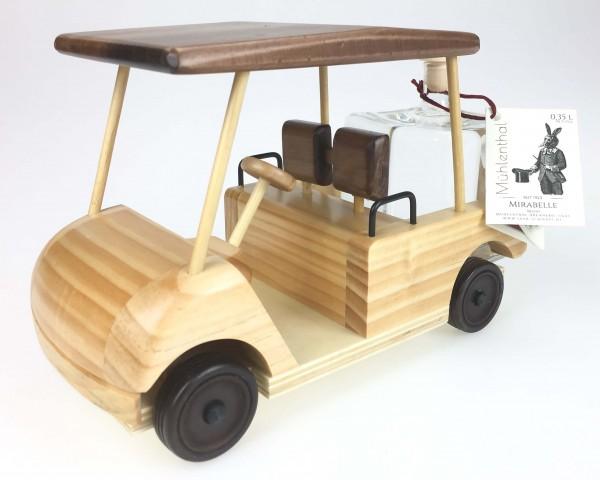 Holz Golf Cart 0,35 l